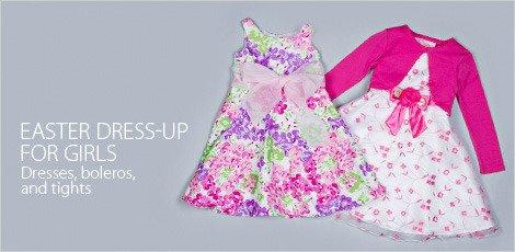 Easter Dress Up for Girls