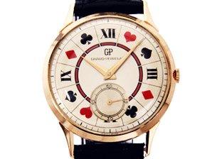 Luxury Watches: Girard Perregaux, Movado, Patek Philippe, Chopard