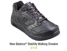 New Balance® Stability Walking Sneaker
