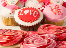 Love at First Sight Sweets for Your Sweetie