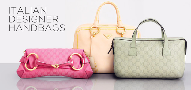 Italian Designer Handbags: Prada, Gucci, Fendi and More