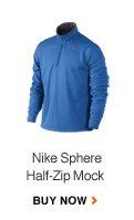 Nike Sphere Half-Zip Mock | BUY NOW