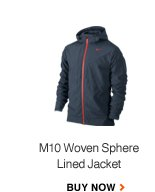 M10 Woven Sphere Lined Jacket | BUY NOW