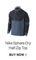 Nike Sphere Dry Half-Zip Top | BUY NOW
