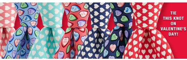 spring 1 ties
