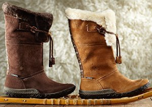 Last Chance: Cold Weather Boots