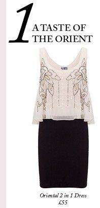 Oriental 2 For Dress