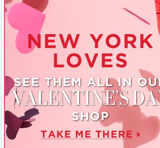 Visit our Valentine's Day shop online! Take me there now!