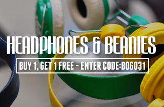 Headphones & Beanies