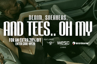 Denim, Sneakers, and Tees...Oh My!