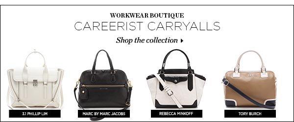 Shop work wear handbags >>