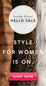 Style For Women Is On. Shop now.