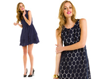 Navy, the New Neutral Clothing, Jewelry, & More