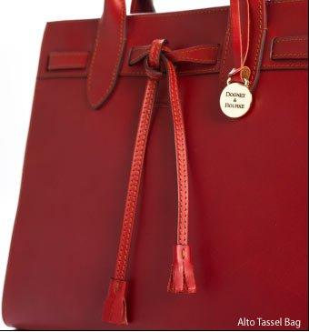 Alto Tassel Bag