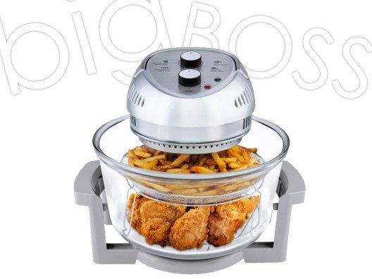 Big Boss Oil-less Fryer from Health & Wellness