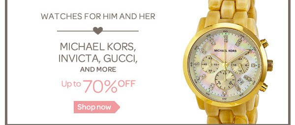 WATCHES FOR HIM AND HER