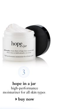 hope in a jar high-performance moisturizer for all skin types - buy now