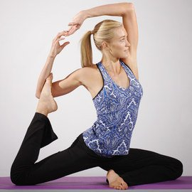 Find Your Center: Yoga Apparel