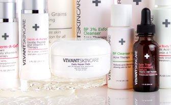 Vivant Skincare  - Visit Event