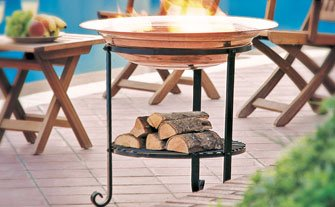 Outdoor Firepits and More- Visit Event