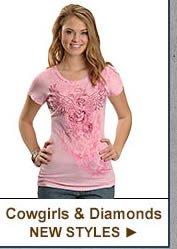 Cowgirls and Diamonds
