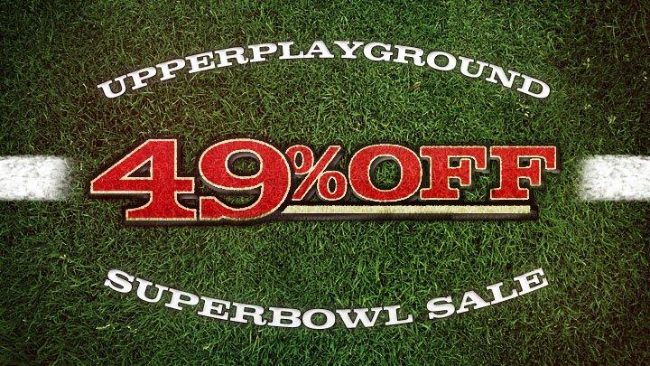 49%OFF SUPERBOWL SALE