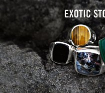 EXOTIC STONE FOR HIM