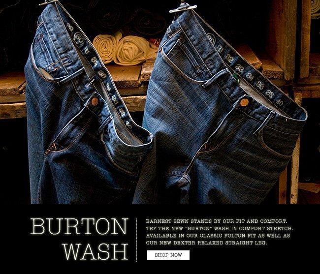 Meet the Burton Wash - Shop Now