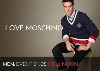 LOVE MOSCHINO - Men