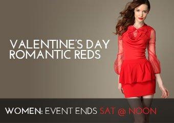 VALENTINE'S DAY ROMANTIC REDS
