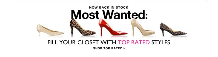 Click here to shop top rated.