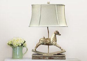Cottage Chic Lamps by Dimond Lighting