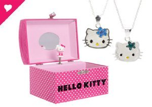 Hello Kitty Jewelry & Accessories