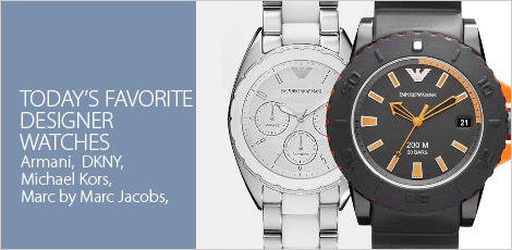 Today's Favorite Designer Watches
