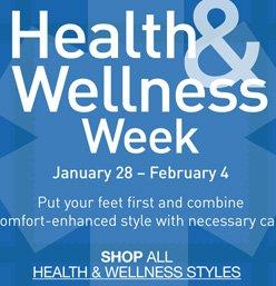 Health & Wellness Week