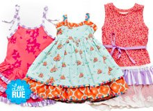 Jelly the Pug Girls' Clothing