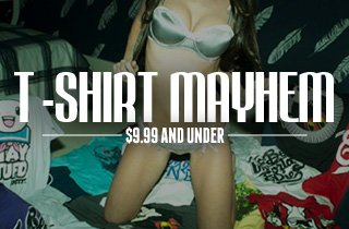 T-Shirt Mayhem