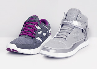 Men's and Women's Athletic Shoes: Nike, Puma, Reebok & more