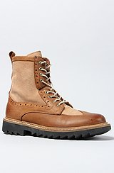 The Armitage Boot in Tan & Mid Brown