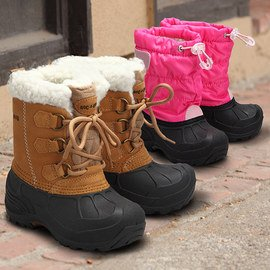 Stomping Ground: Kids' Shoes