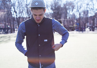 Shop New Transitional Layers by Durkl