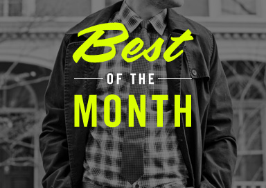 Shop Best of the Month: New Brands+Styles