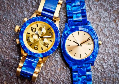 Shop Nixon is Back! Brand New Watches
