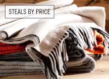 Goodbye Winter, Hello Sale Steals by Price