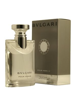 Bvlgari Pour Homme Eau de Toilette for Men- 1.7 oz.