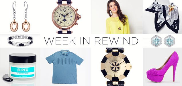 Week In Rewind