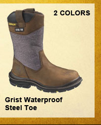 Grist Waterproof Steel Toe