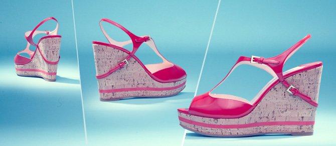Designer Shoes Kickoff: Prada