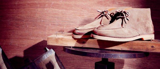 Boy's Turn: Shoe Clearance