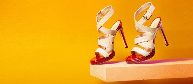 Designer Shoes Kickoff: YSL